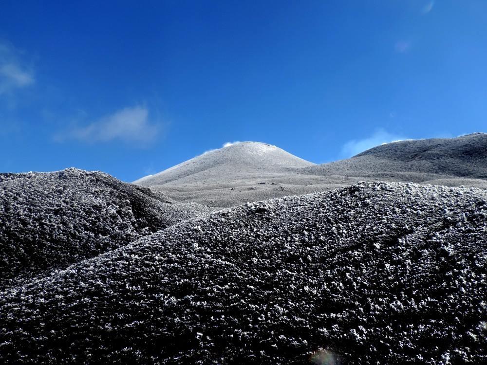 Gallery: galaverna sul Cratere di Nord-Est