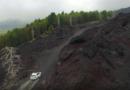 Audi, lo spot controverso della nuova A4 sull'Etna. Sci e motori nella zona A del Parco (VIDEO)