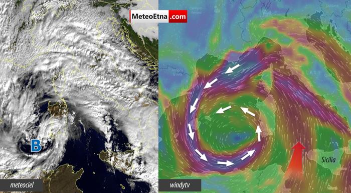 ciclone-extratropicale-sardegna