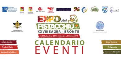Sagra del Pistacchio 2017 a Bronte: il programma completo degli eventi