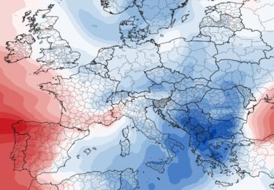 Sicilia, breve impulso fresco da nord: sabato instabile sul versante tirrenico, bel tempo domenica