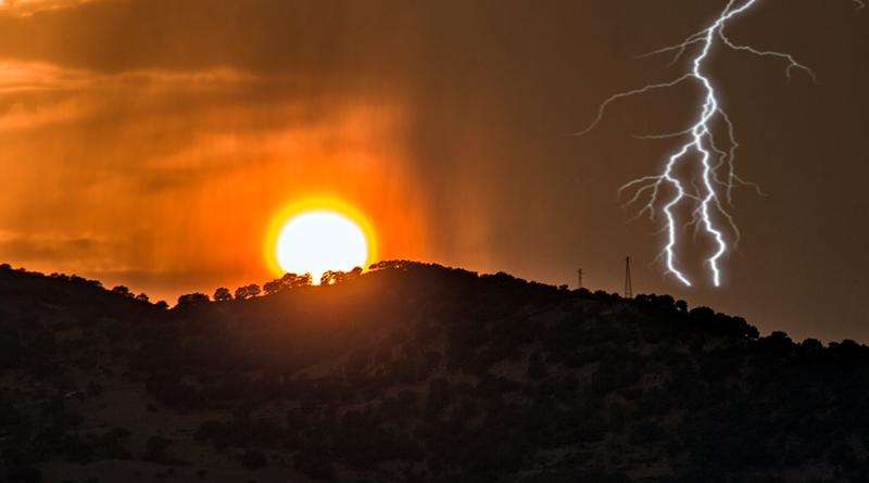 Meteo Etna: prosegue l'instabilità, Ferragosto 2018 a rischio temporali pomeridiani