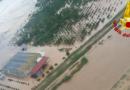 Alluvione nel Calatino: tra la sera e la notte caduti oltre 200 mm di pioggia