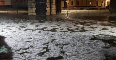Hinterland di Catania tra grandine e nubifragi: in città caduti oltre 100 mm di pioggia